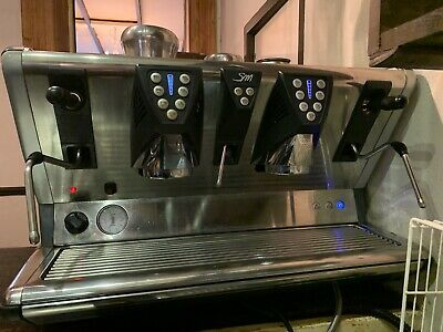 £699 • Buy San Marco 2 Group Coffee Machine (Commercial) 100 Series - Semi Automatic