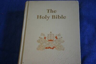 £15 • Buy Catholic Holy Bible   Superb Pictures