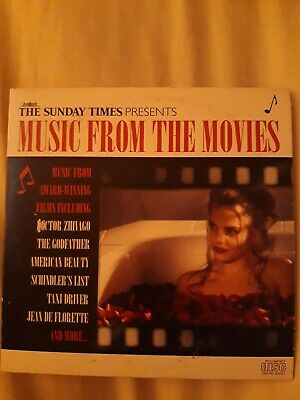 £0.60 • Buy Music From The Movies Sunday Express Promo CD.