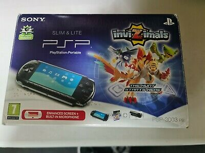 £160 • Buy Sony 3003 Psp Invizimals Boxed Console *please Read*, Cfw 6.61-pro C Installed.