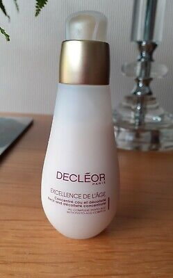 £7 • Buy Decleor Excellence De Lage Neck And Decollete Concentrate 50ml New.