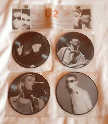£19.50 • Buy U2  - Interview Picture Disc Collection