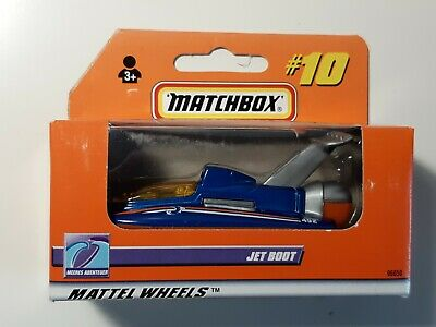 £3.20 • Buy Matchbox No 10 Jet Boot Boxed. New Old Stock