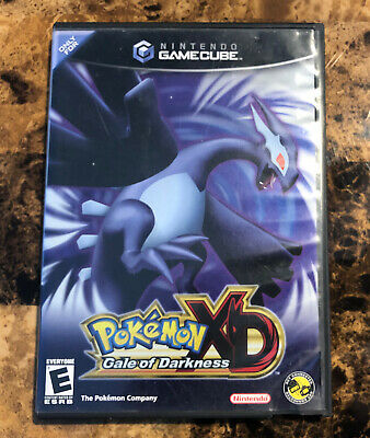 $169.99 • Buy Pokemon XD: Gale Of Darkness AUTHENTIC W/ Authentic Box And Manual FAST SHIPPING
