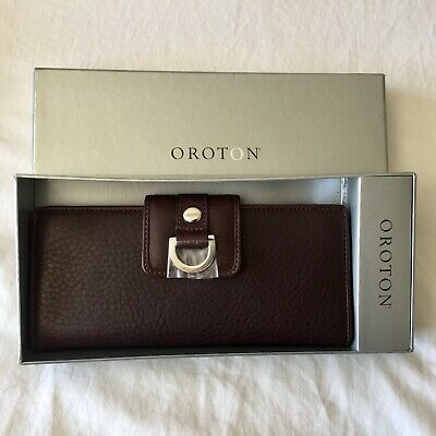 AU52 • Buy Oroton Leather Wallet Brand New In Box