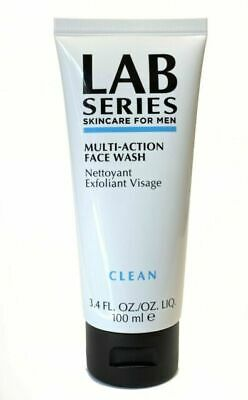 £13.99 • Buy LAB SERIES 100ml Multi Action Face Wash For Men