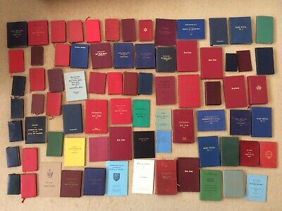 £49.95 • Buy Early 1900's-1980's Large Collection Of Free Masons Masonic Books Various Lodges