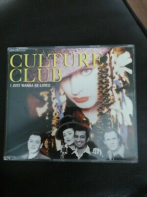 £1.49 • Buy Culture Club - I Just Wanna Be Loved - CD Single