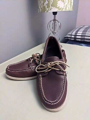 £24.99 • Buy Men's Sperry Top Sider Deck Shoes Boat Shoes Size 8.5 UK