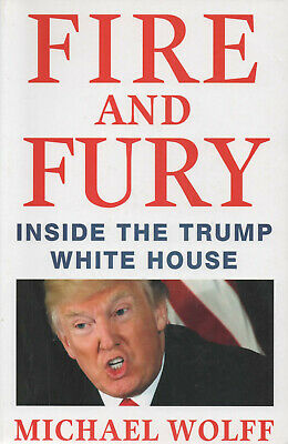 AU17.56 • Buy Fire And Fury By Wolff, Michael (PB)