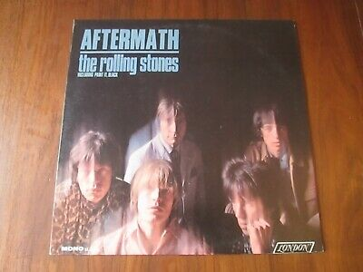 £72.53 • Buy THE ROLLING STONES Aftermath LP MONO London LL 3476 OG 1966 US Pressing VG+/NM