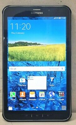 AU71 • Buy Samsung Galaxy Tab Active 8'' 4G 16GB Android Tablet - SM-T365Y - Bids From $1