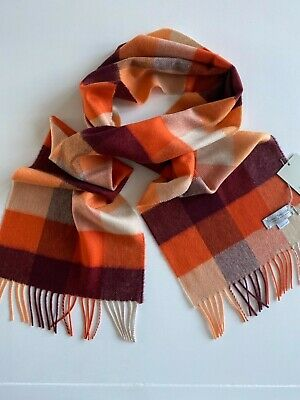 £36 • Buy Pure Cashmere Scarves Made In Scotland