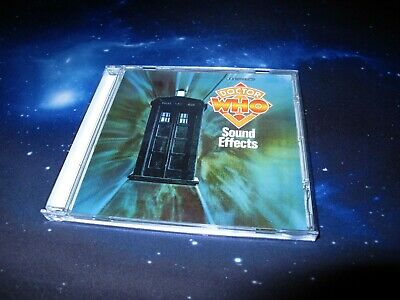 £6 • Buy DOCTOR WHO SOUND EFFECTS | Vintage Beeb | Audio CD | BBC Radiophonic Workshop