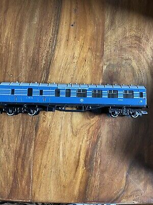 £20 • Buy Hornby OO Blue LMS Composite Coach Coronation Scot 5792