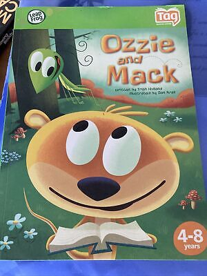 £2.10 • Buy LeapFrog Tag Reading Book - Ozzie And Mack Age 4-8