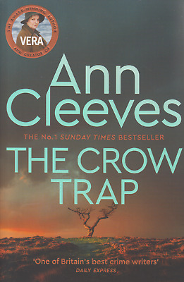 £6.50 • Buy The Crow Trap By Ann Cleeves (d-19)