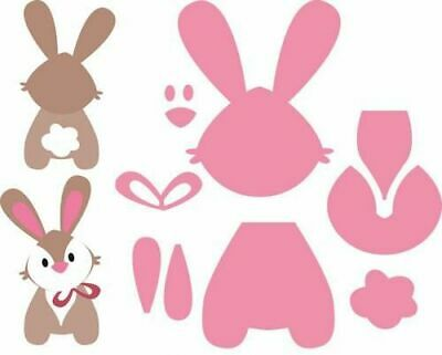 £12.95 • Buy Marianne Design Collectables Cutting Dies - Bunny Col1354