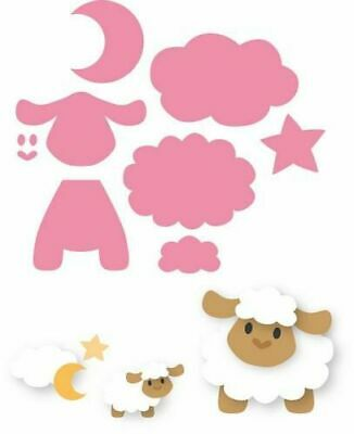 £0.99 • Buy Marianne Design Collectables Cutting Dies - Eline's Sheep Col1385