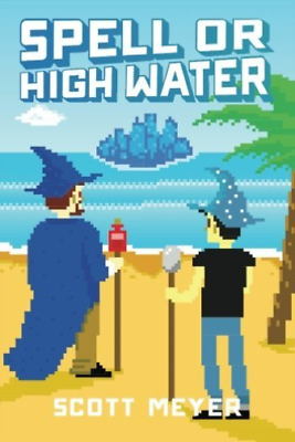 AU19.95 • Buy Meyer, Scott-Spell Or High Water BOOK NUOVO