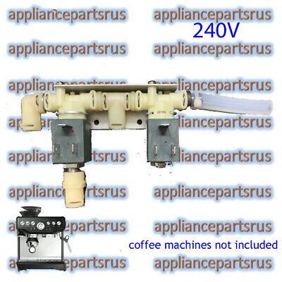 AU99 • Buy Breville BES870 Coffee Machine 240V Solenoid Valve Assembly Part BES870/02.14A