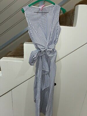 AU100 • Buy Scanlan Theodore Wrap Top And Skirt Set Size 8