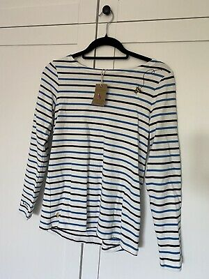 £9 • Buy Joules Womens Harbour Top - Size UK6 - New With Tags