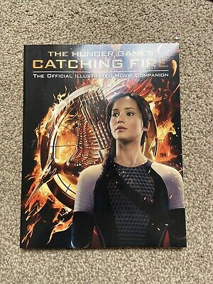 £2.50 • Buy The Hunger Games Catching Fire Offical Illustrated Movie Companion Book