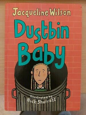 £0.99 • Buy Dustbin Baby By Jacqueline Wilson (Hardcover, 2001)