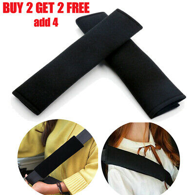 £2.86 • Buy Car Seat Belt Cover Pads Car Safety Cushion Covers Strap Pad For Adults Kids Use