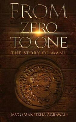 AU25.90 • Buy From Zero To One: The Story Of Manu By Mvg