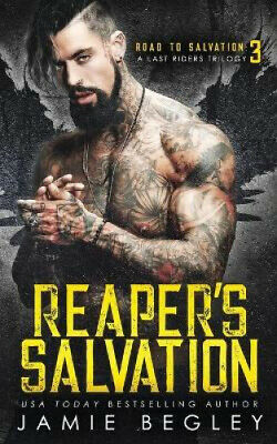 AU48.85 • Buy Reaper's Salvation: A Last Riders Trilogy By Jamie Begley