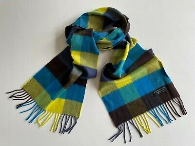 £29 • Buy Pure Cashmere Scarves Made In Scotland