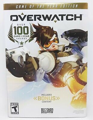 AU41.33 • Buy Overwatch: Game Of The Year Edition PC