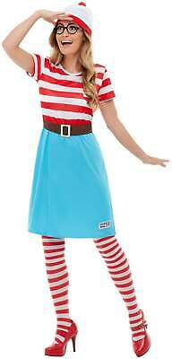 £32 • Buy Where's Wally? Wenda Fancy Dress Costume Book Day (official Licensed)