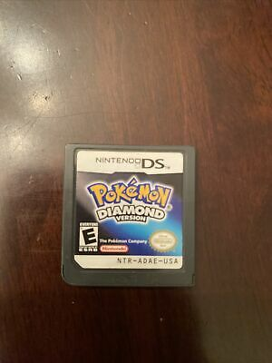 $14 • Buy Pokemon: Diamond Version (Nintendo DS, 2007) Cart Only Authentic, Tested