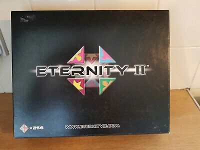 £25 • Buy Eternity 2 II Board Game Puzzle Board Strategy Game Christopher Monkton 2007