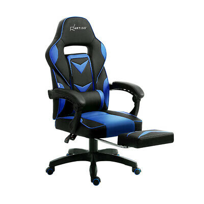 AU170.90 • Buy Artiss Office Chair Computer Desk Gaming Chair Study Home Work Recliner