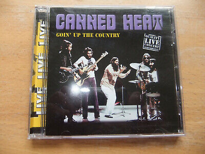 £0.99 • Buy Canned Heat - Goin' Up The Country (Live Recording,)
