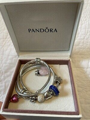 AU125 • Buy Pandora Necklace And Charms