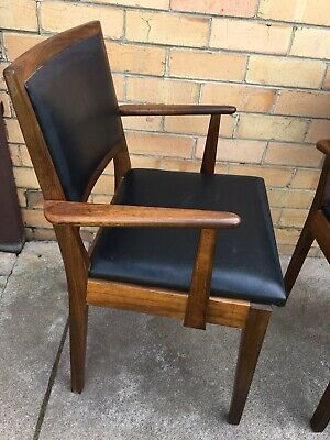 AU525 • Buy Mid Century Modern Carver Chairs