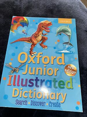 £2.50 • Buy Oxford Junior Illustrated Dictionary Used