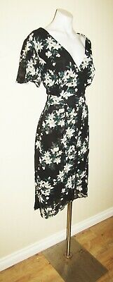 AU30 • Buy You + All Size 16 Floral Evening Wedding Dinner Party Casual Tea Dress