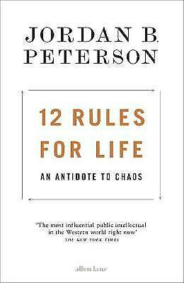AU30.34 • Buy 12 Rules For Life: An Antidote To Chaos By Jordan B. Peterson (Hardcover, 2018)