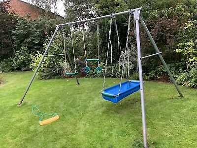 £15 • Buy TP Triple Giant Swing Frame With Pirate Swing & More