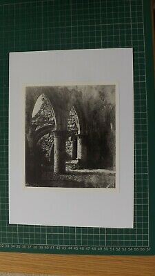 £5.50 • Buy Art Print. Pillars Of The Cathedral.Iona. 1856