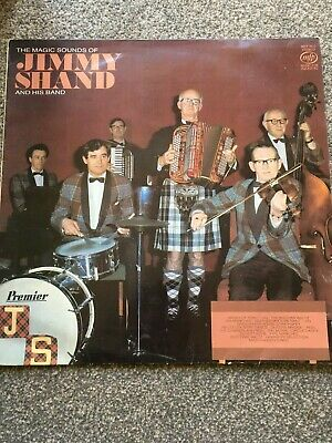 £0.99 • Buy 12  Record - Jimmy Shand And His Band