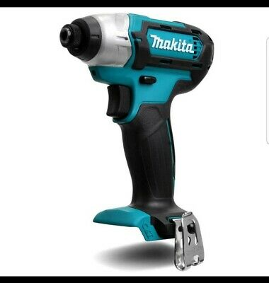 AU88.88 • Buy Makita 12v Impact Driver TD110D - Tool Only New