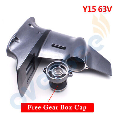 AU385 • Buy 63V-45311-01-4D Lower Casing/ Gearbox For YAMAHA Outboard Motor 2T 9.9HP 15HP