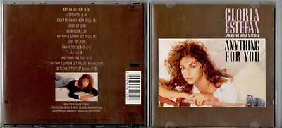 £2.99 • Buy GLORIA ESTEFAN And The Miami Sound Machine / ANYTHING FOR YOU / 1987 CD ALBUM